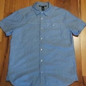 Black Diamond Men's SS Shirt - Blue XL